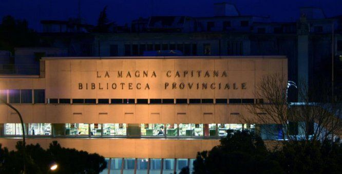 biblioteca provincial foggia boutique - photo#39