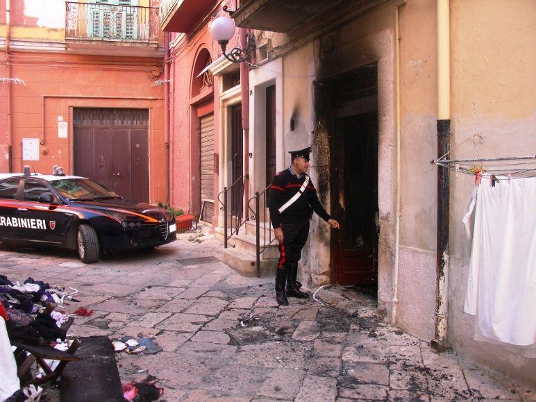 San severo lei rifiuta di prostituirsi e lui le incendia - Prostituirsi in casa e reato ...
