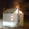 foggia-segnalazione-lettori-cassonetti-bidoni-fiamme-Cronaca