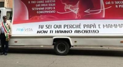 foggia-foto-social-sindaco-landella-aborto-polemiche-Politica