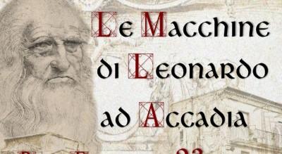 Leonrardi Da Vinci Accadia