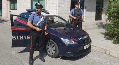 rapina-banca-manfredonia-arresto-basista-colpo-agosto-Cronaca