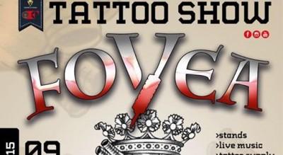fovea tattoo show