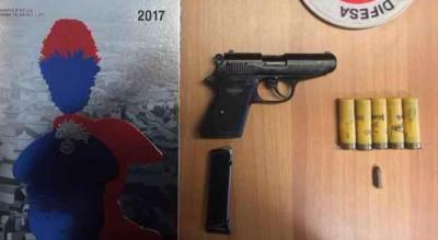 armi-e-cartucce-nascoste-arresti-carabinieri-san-giovanni-foggia-Cronaca
