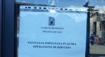 presidio-fisso-polizia-locale-sicurezza-quartiere-ferrovia-foggia-Cronaca