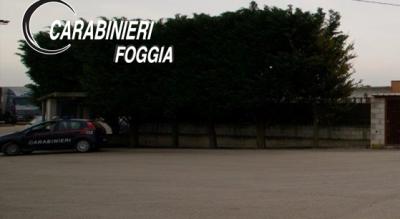 mafia-clan-gaeta-orta-nova-foggia-arresti-estorsione-ricettazione-armi-Cronaca