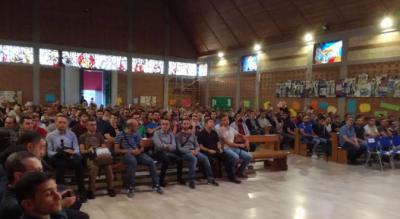 settimana-evangelizzazione-foggia-seminaristi-incontri-sacerdoti-Società