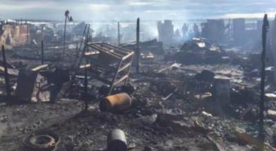 foggia-san-severo-rignano-brucia-il-gran-ghetto--distrutte-50-baracche-Cronaca