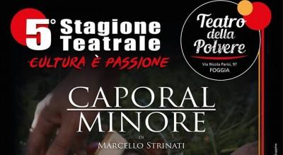 teatro-della-polvere-foggia-caporal-minore-marcello-striniati-Cultura
