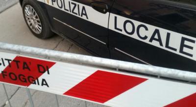 foggia-furto-transenne-denuncia-polizia-locale-Cronaca