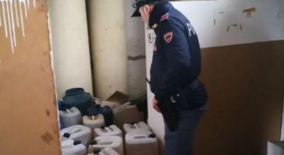 furto-gasolio-ditta-appalto-lavori-stazione-ferroviaria-foggia-Cronaca