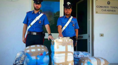 carabinieri-controlli-marijuana-sequestro-gargano-vieste-manfredonia-Cronaca