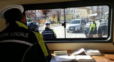 polizia-locale-foggia-multe-soste-irregolari-infrazioni-codice-strada-Cronaca