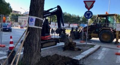 lavori-manto-stradale-via-napoli-foggia-commento-sindaco-landella-Cronaca