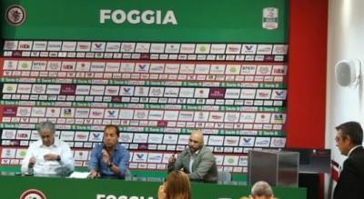 foggia-calcio-conferenza-stampa-nember-commissario-giannetti-Sport