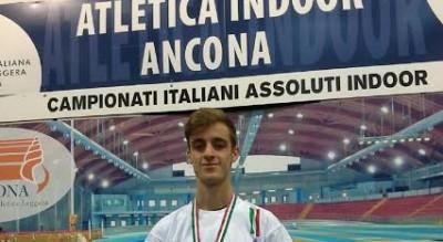 francesco-fortunato-unifg-campione-italiano-indoor-di-marcia-Società