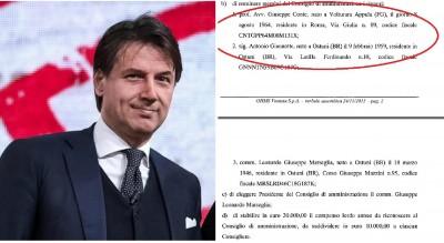 giuseppe-conte-incarico-gruppo-marseglia-conflitto-interessi-Politica