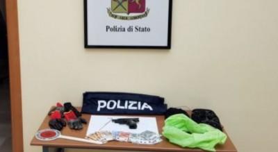 rapina-ufficio-postale-lucera-arresti-inseguimento-forze-ordine-Cronaca