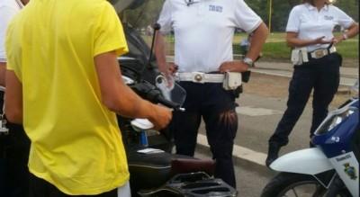 foggia-polizia-tolleranza-zero-questore-moto-senza-casco-foto-multe-Cronaca