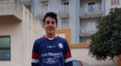 foggia-juventus-san-michele-vincenzo-forcella-convocato-torneo-regioni-Sport