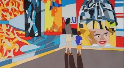 foggia-mostra-galleria-arte-contemporanea-ugo-nespolo-benvenuto-Cultura