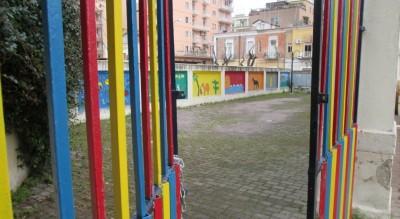 open-day-scuola-parisi-desanctis-foggia-inaugurazione-parco-giochi-Cronaca