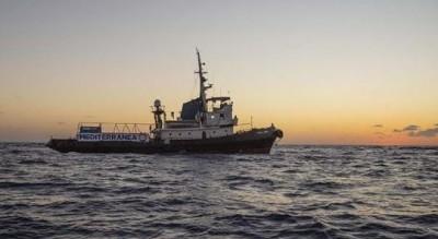 foggia-mobilitazione-nave-mediterranea-saving-humans-musica-cena-Società