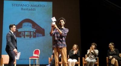 leggo-quindi-sono-giovani-parole-teatro-giordano-foggia-amato-marcos-y-Cultura