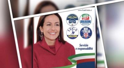 antonella-spezzati-candidata-foggia-fratelli-italia-foggia-senato-Politica