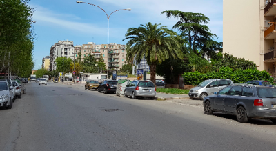 foggia-corso-roma-incidente-auto-bicicletta-strada-non-segnalata-Cronaca