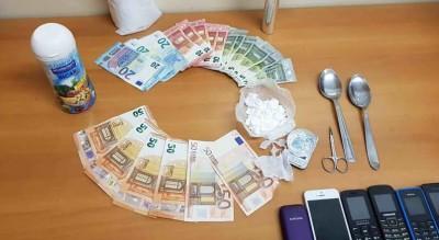 quaranta-grammi-di-cocaina--arrestato-venticinquenne-manfredonia-droga-Cronaca