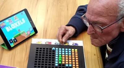 san-severo-videogames-anziani-nonni-casa-riposo-concetta-masselli-Società