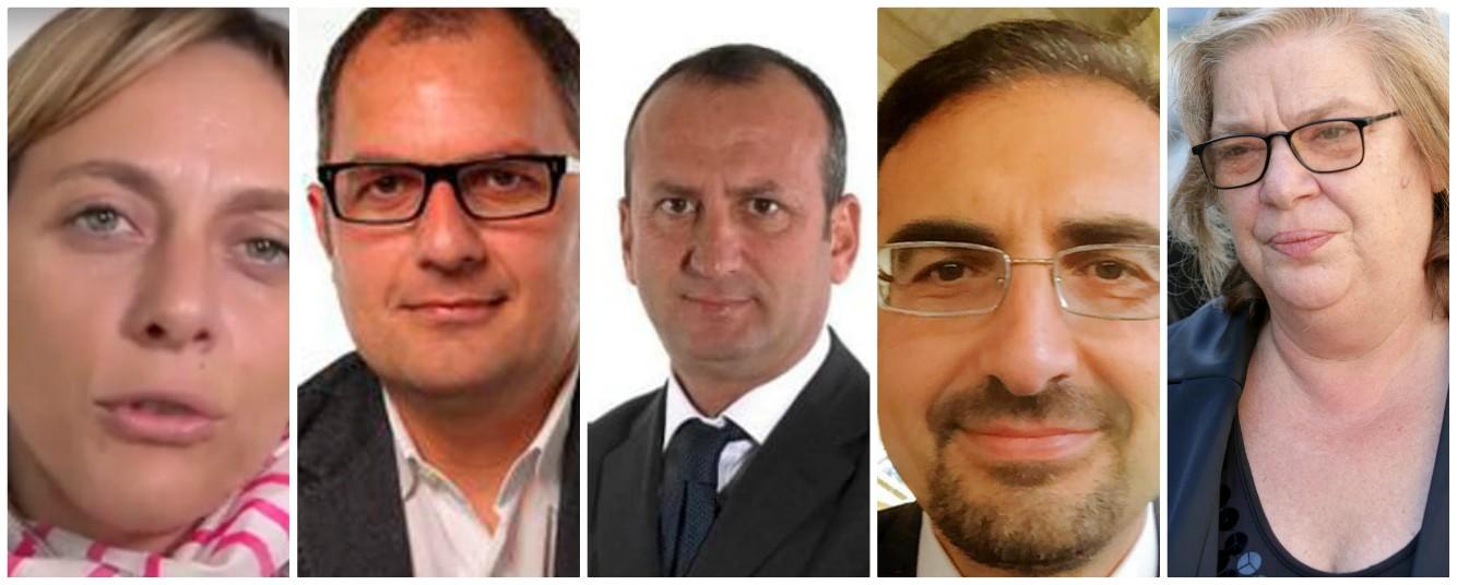 elezioni 2018 candidati pd foggia liste ufficiali