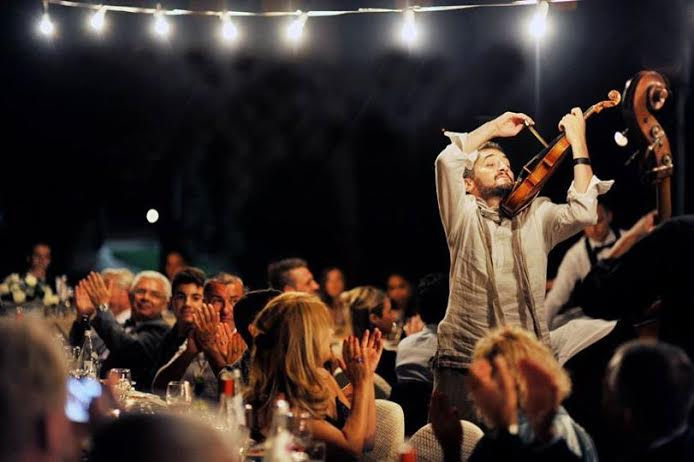 Matrimonio Gipsy Jazz : Da zapoj si suona gipsy special guest il violinista