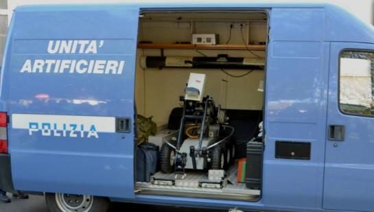 Materiale esplosivo per assaltare bancomat a Vasto: 3 arresti