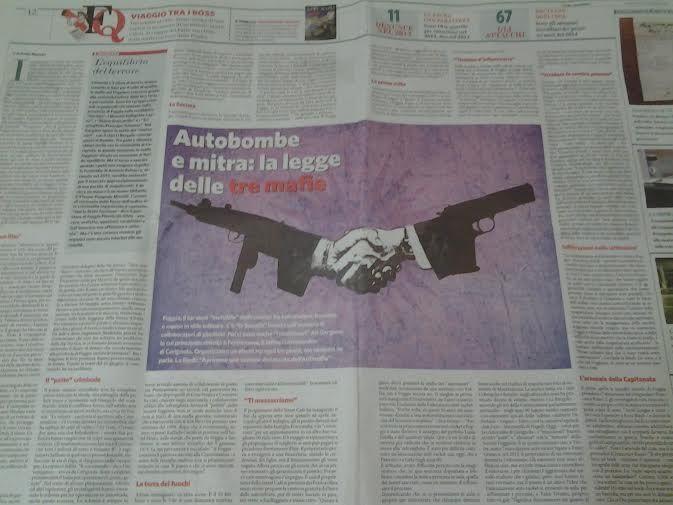Ogni 16 Ore Qui Esplode Qualcosa La Mafia Foggiana In Prima