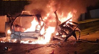 attentato-dinamitardo-ordigno-incendio-auto-san-giovanni-rotondo-Cronaca
