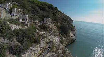 Baldacchini Villa Scapone