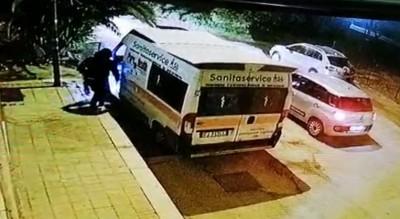 furto-ambulanza-postazione-118-borgo-incoronata-foggia-Cronaca