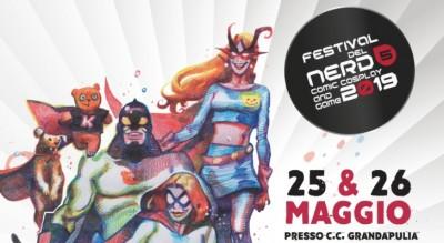 festival-del-nerd-foggia-2019-ospiti-favij-casa-surace-programma-Società