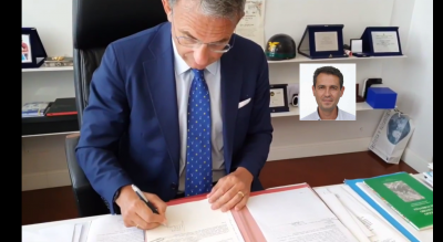 Pasquale Pazienza presidente