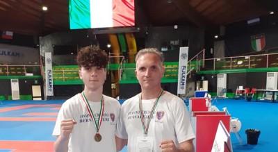 karate-coppa-italia-under-18-bronzo-foggiano-ciminiello-Sport