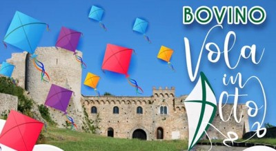 bovino-volo-festival-aquiloni-carta-riciclata-Società