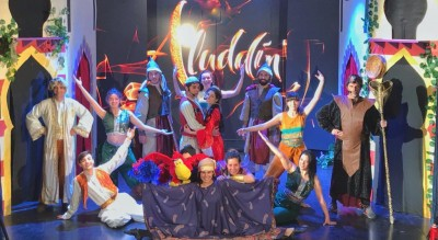 Aladdin - Musical Crew Slup