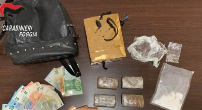 arresti-carabinieri-controlli-anti-covid-trasferta-spesa-droga-Cronaca