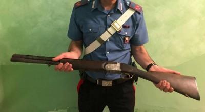 San Ferdinando Carabinieri Fucile
