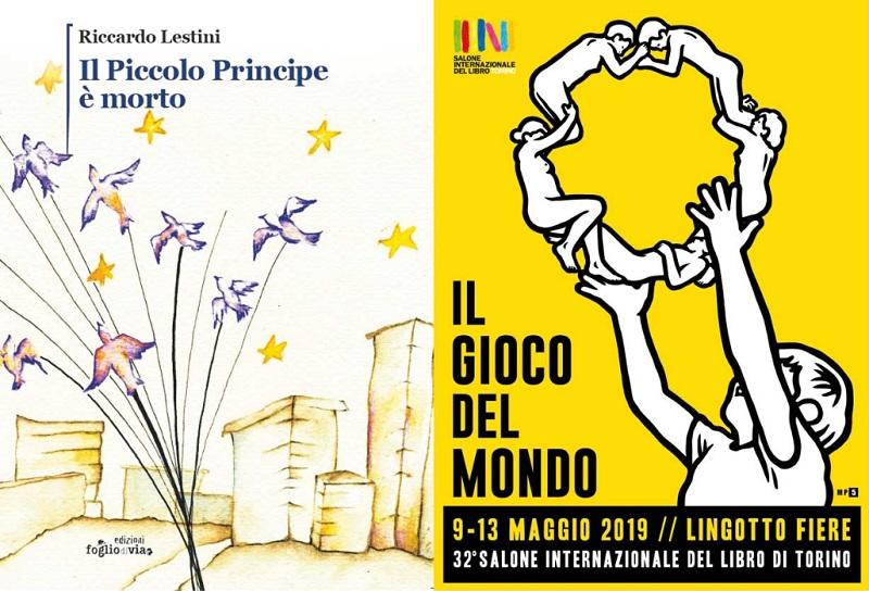 edizioni fogliodivia Salone Libro Torino Il Piccolo Principe